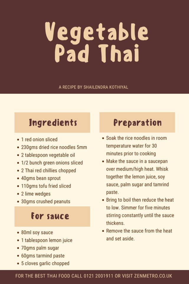 zen veg pad thai 1