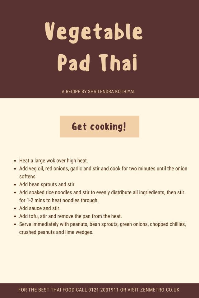 zen veg pad thai 2